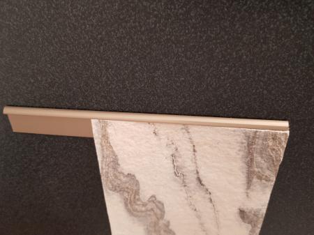 Profil STEEL capat rotund 2,5 ml7