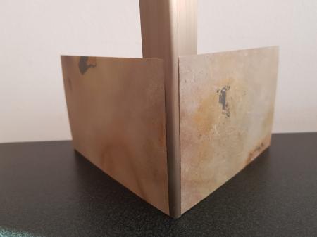 Profil STEEL colt exterior rotund 2,7 ml8