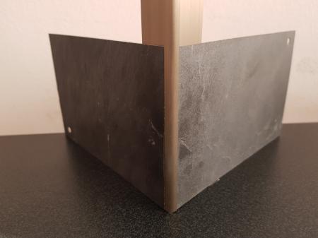 Profil STEEL colt exterior rotund 2,7 ml5