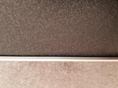Profil SILVER capat patrat 2,5 ml3