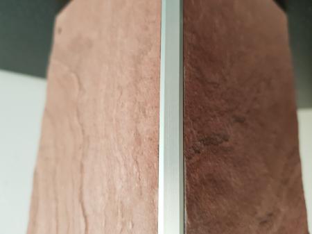 Profil SILVER colt exterior patrat 2,7 ml4