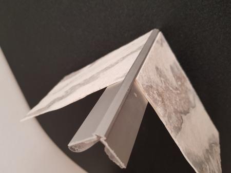 Profil SILVER colt exterior patrat 2,7 ml7