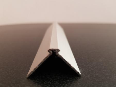 Profil SILVER colt exterior patrat 2,7 ml2