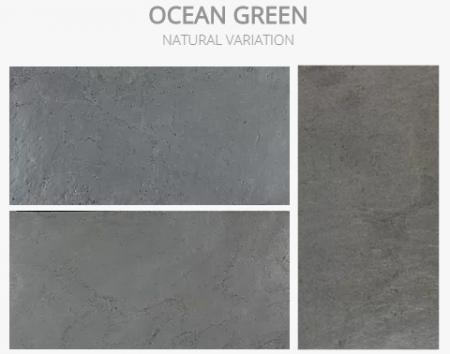Ocean Green 61 x 122 cm4