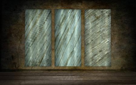 Translucid-Ocean Black 122x244 cm3