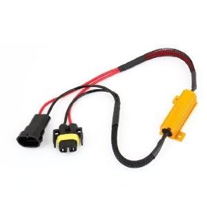 Anulator eroare Led H8/H11 - Rezistor 50W 8 Ohm [0]