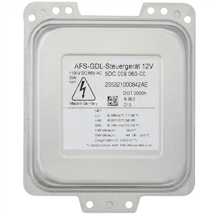 Balast Xenon Compatibil 5DC009060-00, A2118705585, A2118708026, A2118708826 [0]