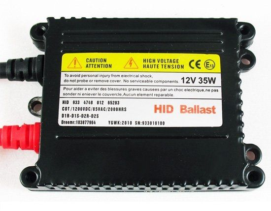 Balast xenon slim digital 35W [0]