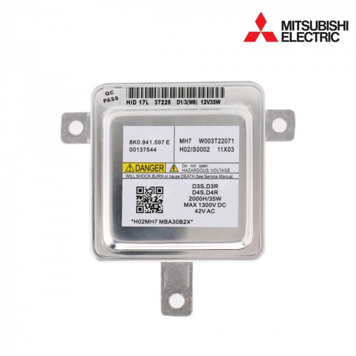 Balast Xenon tip OEM Compatibil cu Mitsubishi 8K0941597E / 1307329315 / W003T22071 [0]