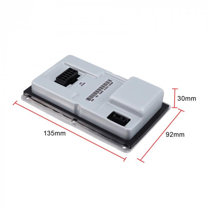 Balast Xenon tip OEM Compatibil cu Valeo LAD5G 12 Pini - 3D0909150, 89030461, 04373 [7]