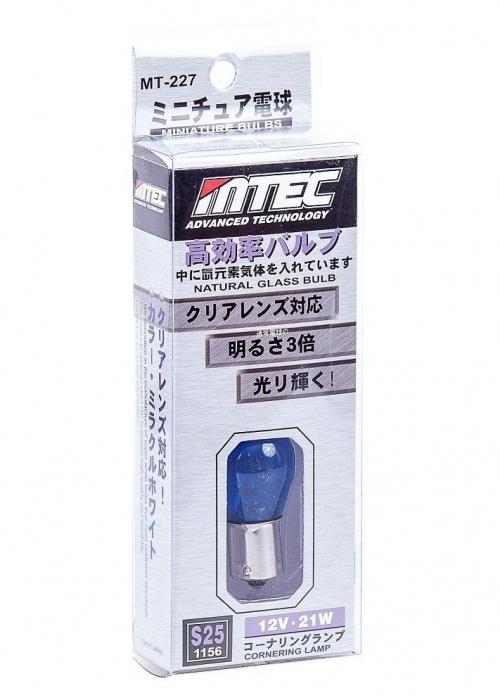 BEC AUTO MTEC P21W (S25/1156) - XENON EFFECT [1]