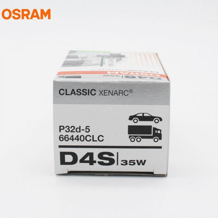 Bec Xenon OSRAM D4S 66440CLC Xenarc CLASSIC [4]