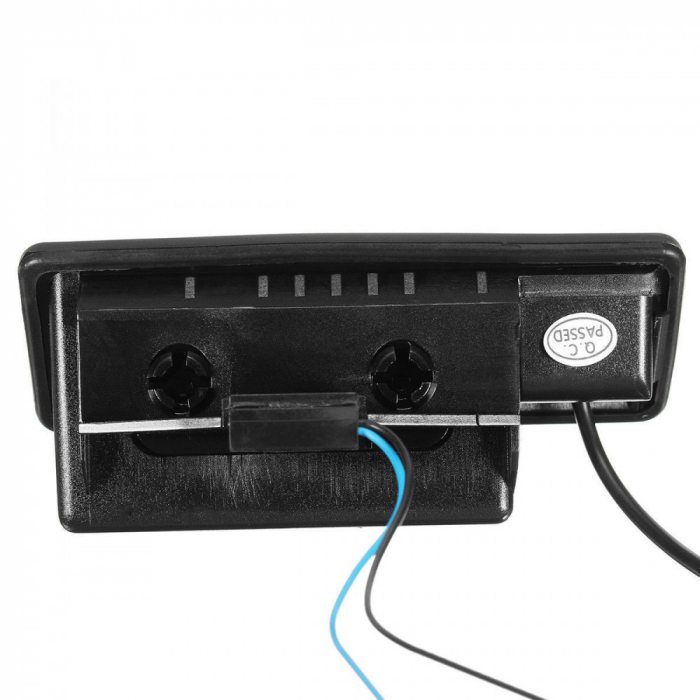 Camera marsarier BMW E39, E60, E90, E70 pe manerul de portbagaj - LS8003 [8]