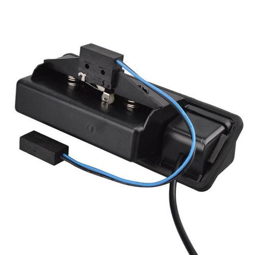 Camera marsarier BMW E39, E60, E90, E70 pe manerul de portbagaj - LS8003 [6]