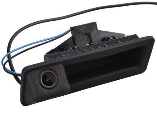 Camera marsarier BMW E39, E60, E90, E70 pe manerul de portbagaj - LS8003 [2]