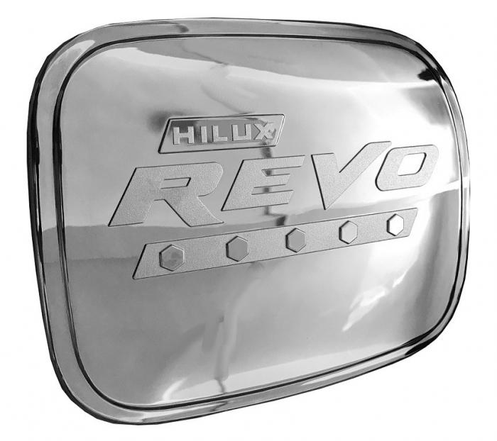 Capac rezervor cromat Toyota Hilux Revo 2015, 2016, 2017, 2018, 2019 TYE250 [1]