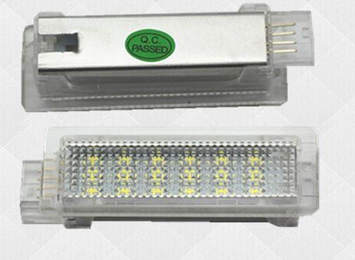 Lampi LED Portiere si Interior BMW F01, F20, F30 Lumina Alba - BTLL-071 [0]