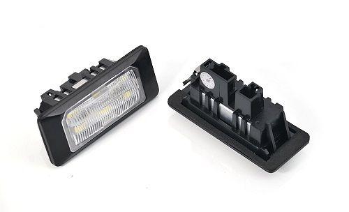 Lampi numar led Audi Q5, A4, A5, S5, RS5, A6, A7, TT, TTRS - BTLL-054 [0]