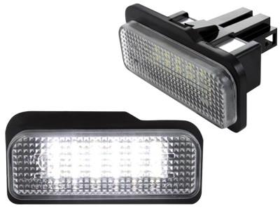 Lampi numar led MERCEDES-BENZ C W203, W211, W219, R171 - BTLL-012 [0]