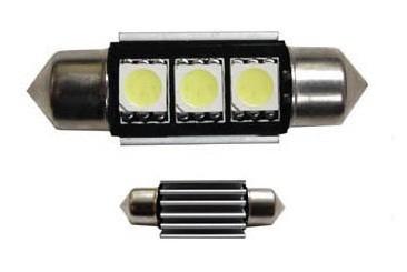 Led auto Canbus sofit 36mm 3 SMD BTLE1381 [0]