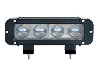 """LED Bar Auto Offroad 4D 40W/12V-24V, 3400 Lumeni, 8""""/20 cm, Spot Beam 12 Grade [0]"""
