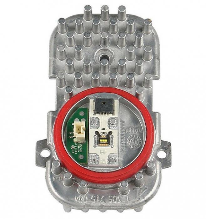 Modul LED Angel Eyes pentru Far BMW 63117263051, 1305715084, 7263051 [0]