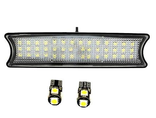 Plafoniera LED Fata dedicata BMW E46 - BTLL-079 [0]