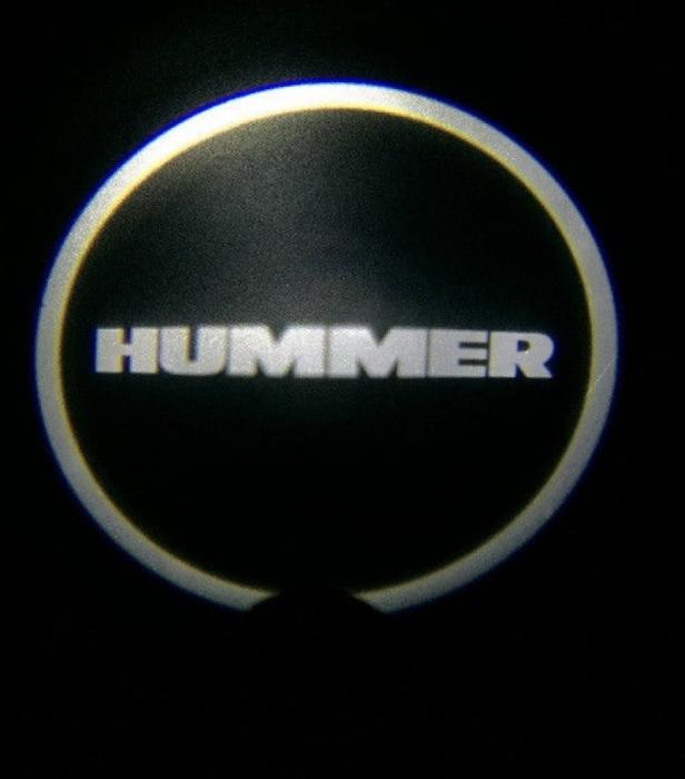 Proiectoare Portiere cu Logo Hummer [1]