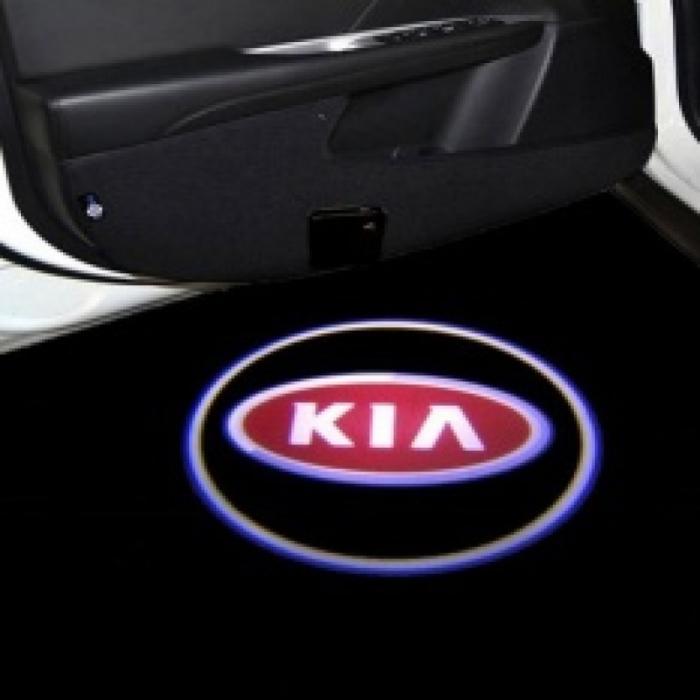 Proiectoare Portiere cu Logo KIA [1]