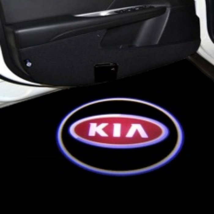 Proiectoare Portiere cu Logo KIA [0]