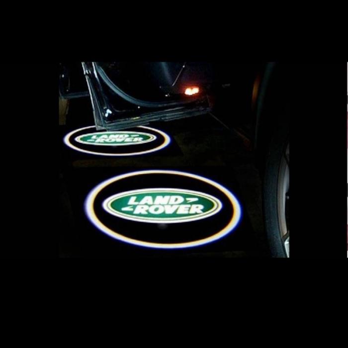 Proiectoare Portiere cu Logo Land Rover [1]