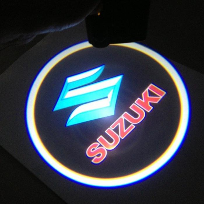 Proiectoare Portiere cu Logo Suzuki [0]