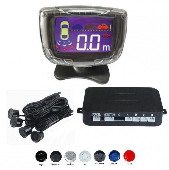 Senzori parcare cu display LCD S500 [0]