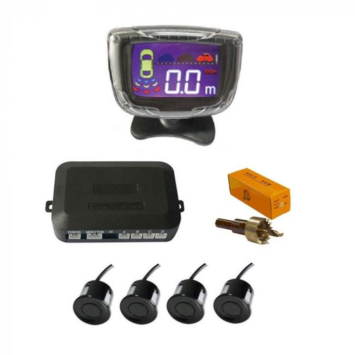 Senzori parcare cu display LCD S500 [1]