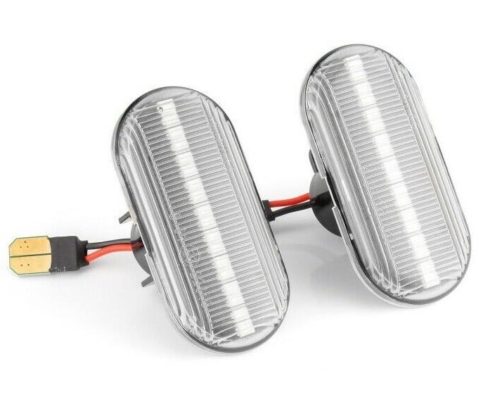 Set 2 Semnalizari Aripa LED pentru Dacia Duster, Lodgy, Dokker - BTLL-319 [0]