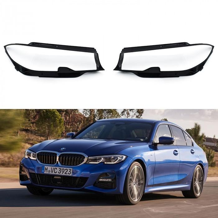 Set 2 sticle faruri pentru BMW Seria 3 G20/G21/G28 (2018 - prezent) - HB088 [1]