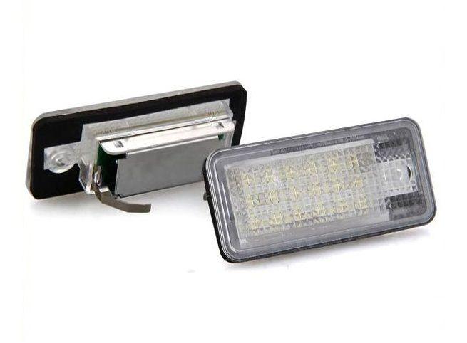 Set lampi numar led Audi Q7, A3, A4, A6, RS4, RS6, S6 - BTLL-034 [0]