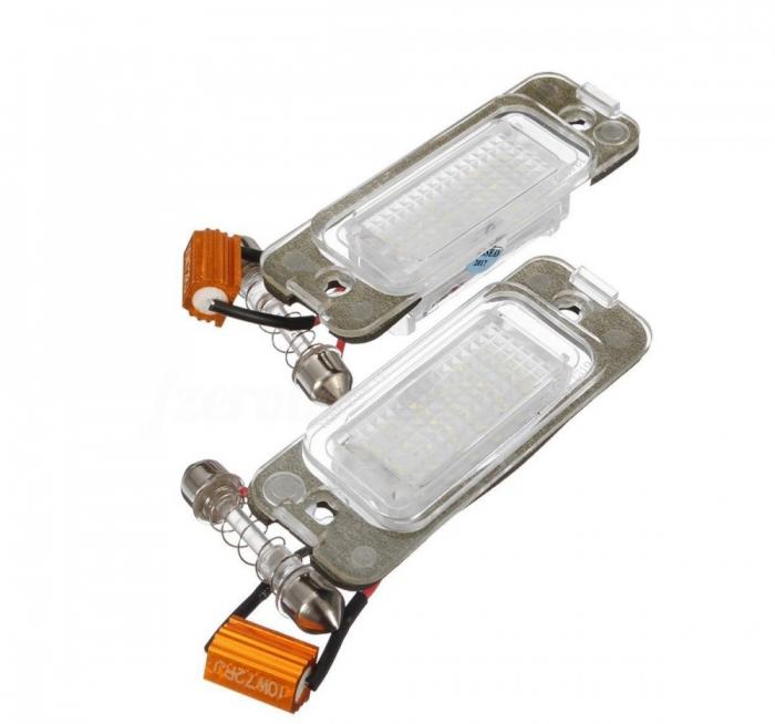 Set Lampi Numar Led Mercerdes-Benz ML W164, GL X164, R-Class W251 - BTLL-211 [0]