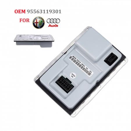 Balast Xenon tip OEM Compatibil cu Valeo LAD5G 12 Pini - 3D0909150, 89030461, 04373 [1]