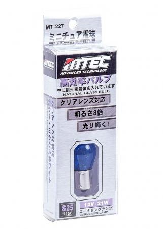 BEC AUTO MTEC P21W (S25/1156) - XENON EFFECT [0]