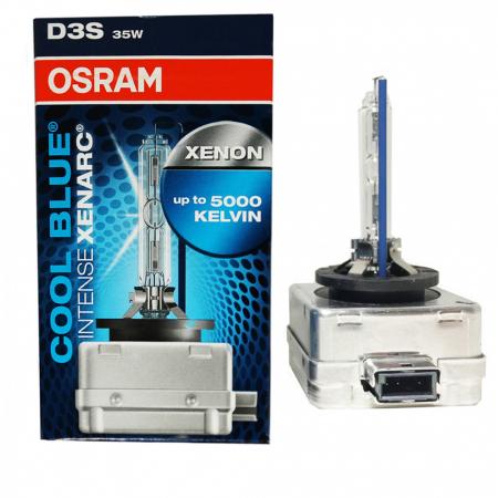 Bec Xenon OSRAM D3S 66340CBI Xenarc COOL BLUE Intense [0]