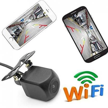 Camera auto WI-FI rezolutie HD pentru marsarier/frontala cu Nightvision C436 [1]