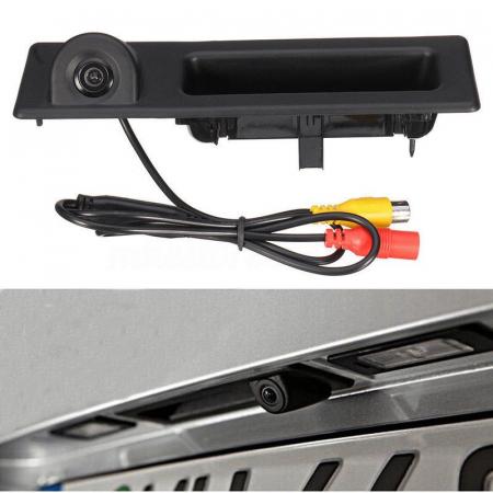 Camera marsarier BMW F30, F31, F10, F25 pe manerul de portbagaj - LS8006 [5]