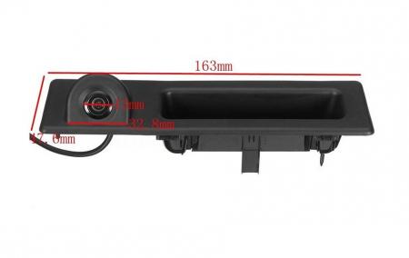 Camera marsarier BMW F30, F31, F10, F25 pe manerul de portbagaj - LS8006 [4]