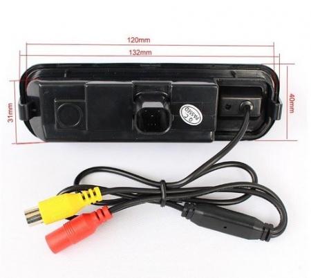 Camera marsarier FORD FOCUS 3 Hatchback/Break pe manerul de la hayon - LS8010 [2]