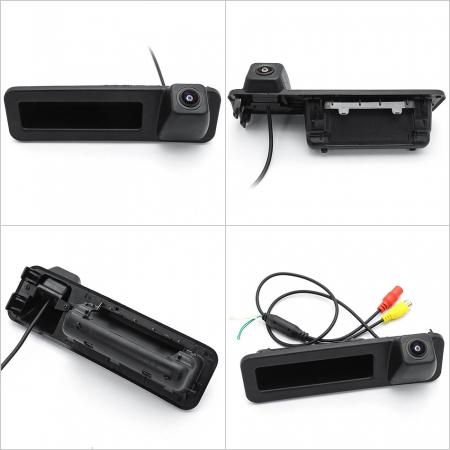 Camera marsarier HD, unghi 170 grade, StarLight Night Vision BMW G20, G30, F52, X1 F48 F49, X2 F39, X3 G08, X4 G02, X5 G05, X6 G06 - FA8043 [6]