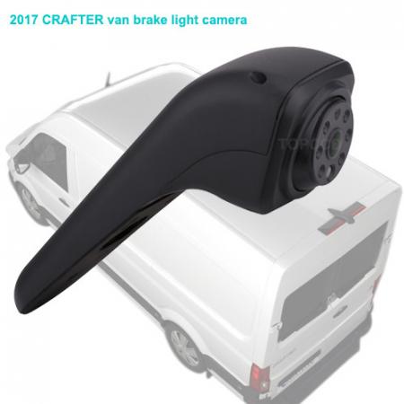 Camera marsarier Mercedes Sprinter 2018 - prezent (RC475) 815CL [3]