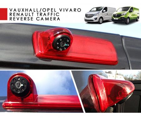 Camera marsarier Renault Trafic RC-6019 [2]