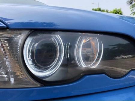 Kit Angel Eyes SMD DTM pentru BMW E46 2X131/2X146mm [1]