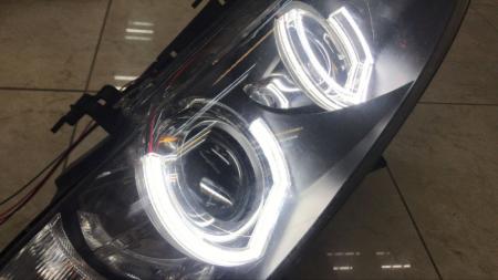 Kit Angel Eyes SMD DTM pentru BMW F30, F36 (BMW Seria 3 2011+; Seria 4 2013+) [3]